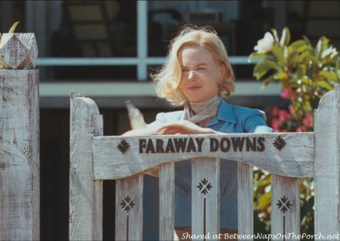 Faraway Downs in Movie, Australia with Nicole Kidman, Hugh Jackman
