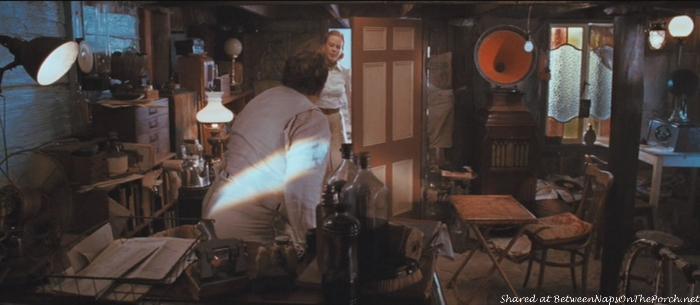 Kipling Flynn's Room in Australia Movie