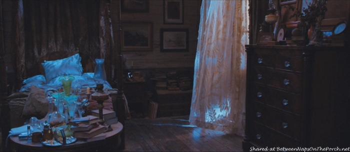 Lady Ashley's Bedroom in Australia Movie