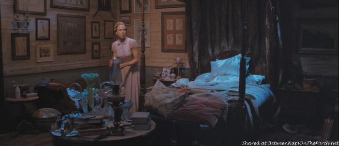 Lady Sarah Ashley (Nicole Kidman) Bedroom in Australia