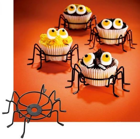 Spider Cupcake Holders