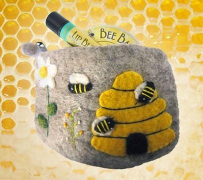 Honey House Naturals Bee Bag