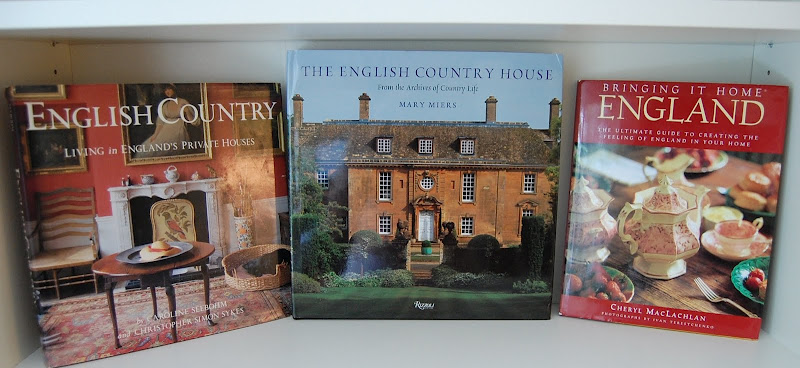 Books on English Country Design