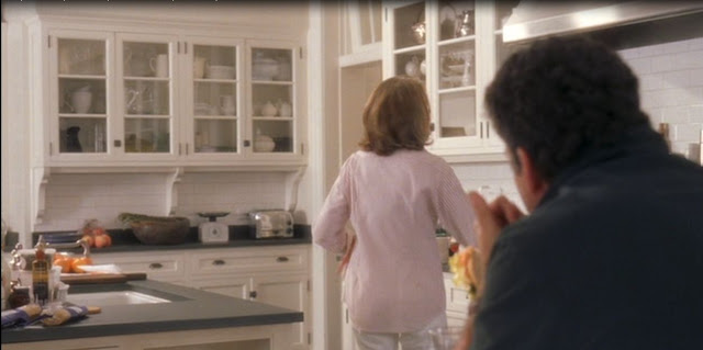 Kitchen in the Beach House in the Movie, Something's Gotta Give