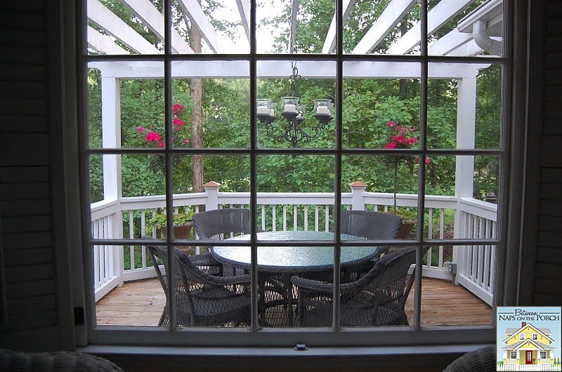 Building a Screened-in Porch