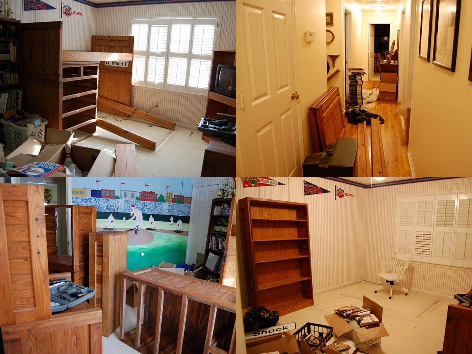 build your own home office. Pottery Barn Bedford Office Before And After Build Your Own Home O