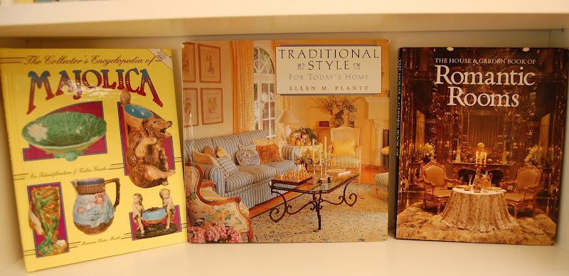 Decorating Books