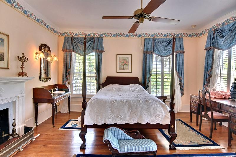 Historic home tour an 1880 victorian mansion beautiful for Victorian house bedroom ideas