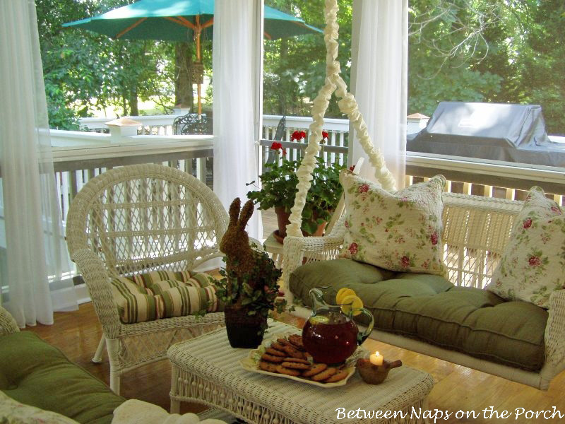 Screened-in Porch, Deck and Pergola Additions