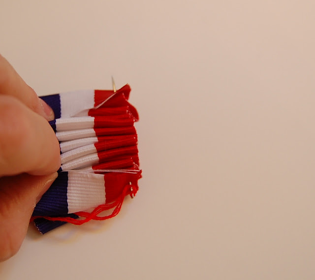 Make Napkin Rings for the 4th of July: A Tutorial