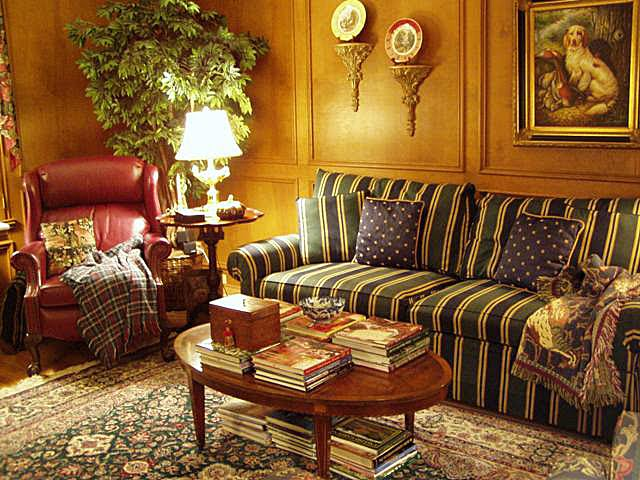 the other end of the sofa sat empty for a long while until i came across a double bonnet secretary at an antique show sorry about the blurry pics burgundy furniture decorating ideas