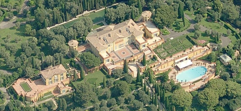 View the Homes of Celebrities, Athletes and Famous ...