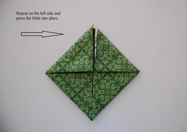 Bunny Rabbit Napkin Fold Tutorial for Easter Table Settings