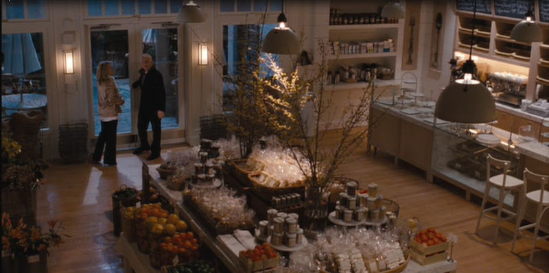 Jane's Bakery in the movie, It's Complicated, starring Meryl Streep and Alec Baldwin