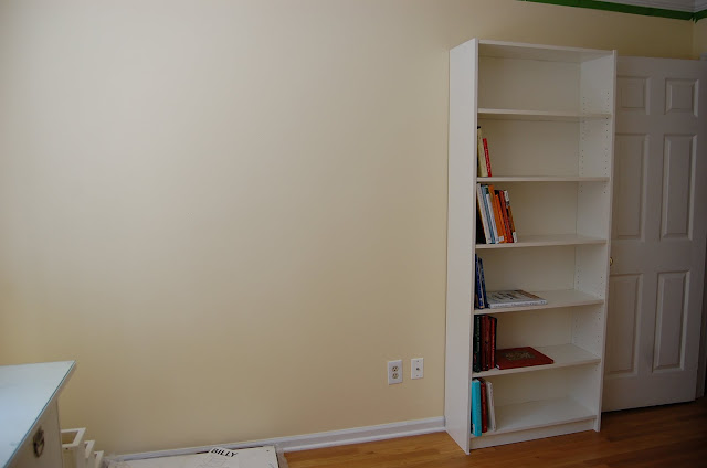 Assembling a Billy Bookcase