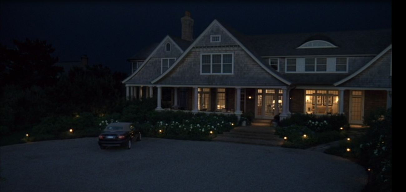 The Beach House Movie Part - 16: Tour The Beach House In The Movie, Somethingu0027s Gotta Give