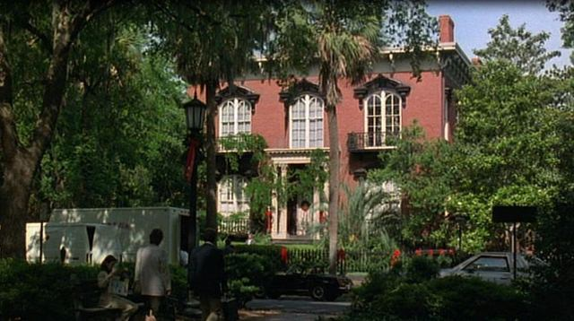Mercer House In The Movie Midnight In The Garden Of Good