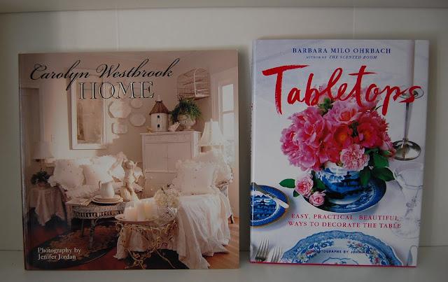 Home by Carolyn Westbrook; Tabletops by Barbara Ohrbach