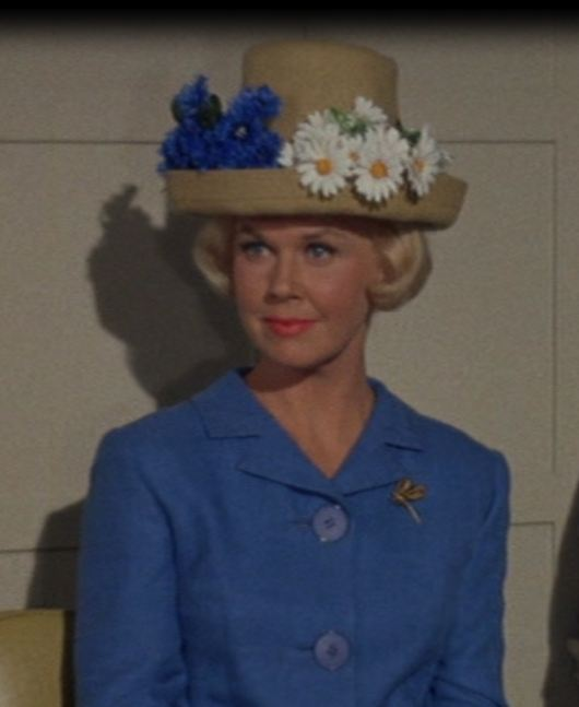 Vintage Hats And Doris Day Pillow Talk And Lover Come Back