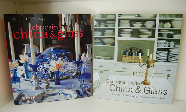 Books about China and Glass