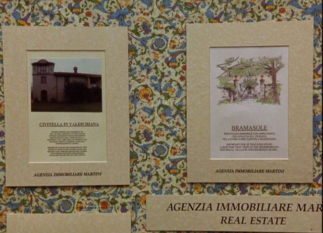 Tour Bramasole in the Movie Under the Tuscan Sun