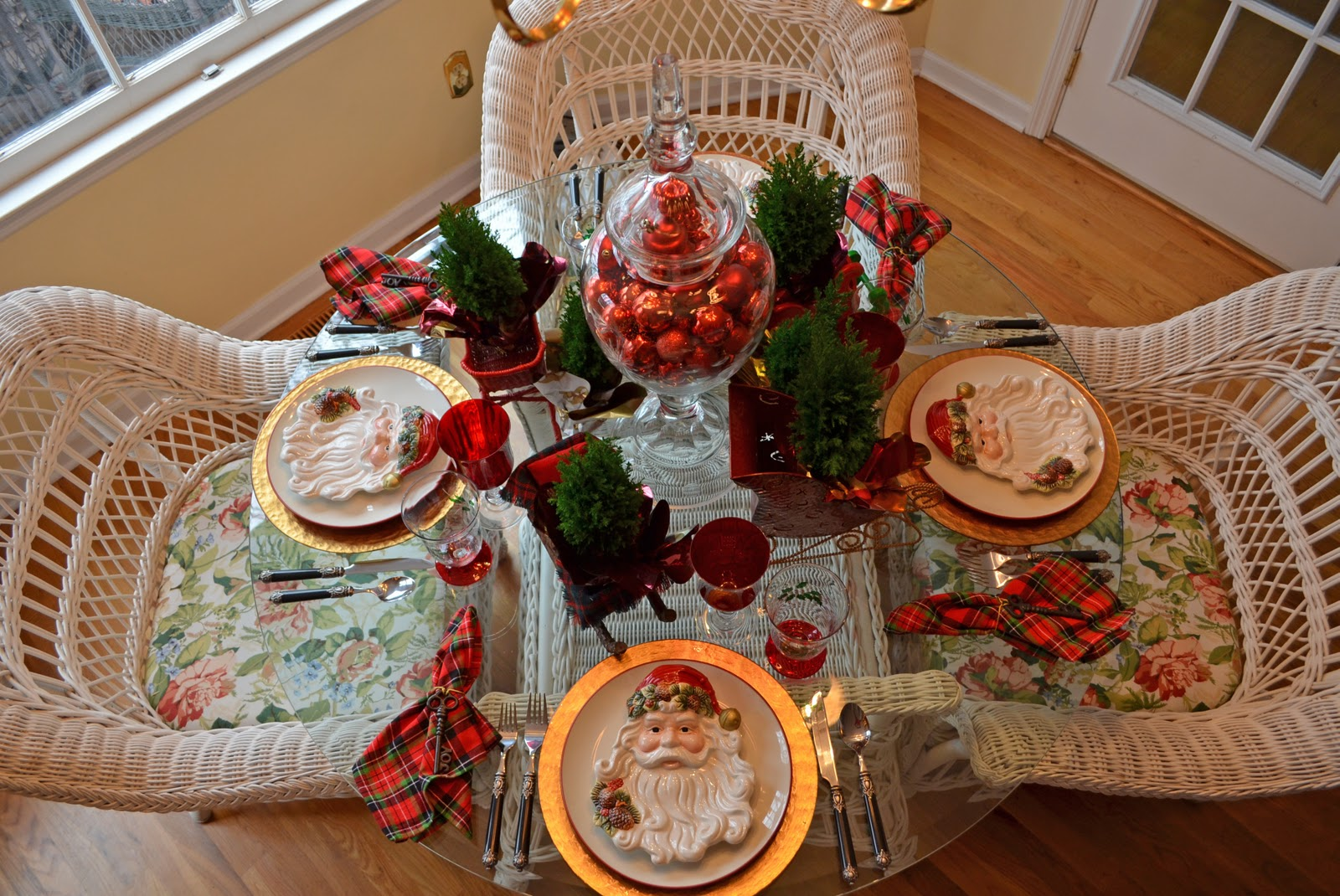 Santa Themed Tablescape With Santa Plates And A Sleigh. Christmas Decorations With Pallets. How To Decorate A Christmas Tree Beautifully. Christmas Lights For Sale Ottawa. Christmas Decorations Model Houses. Homemade Christmas Memorial Ornaments. Christmas Decorations Ideas 2016. Contemporary Silver Christmas Decorations. Christmas Lights For Sale Walmart