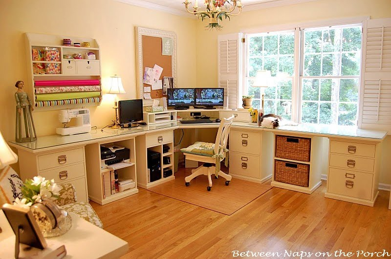 craft room ideas bedford collection. delighful room pottery barn bedford home office craft and sewing room on ideas collection u