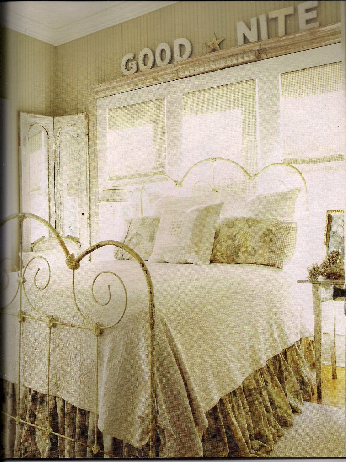 Beautiful Bed dreaming of beautiful beds