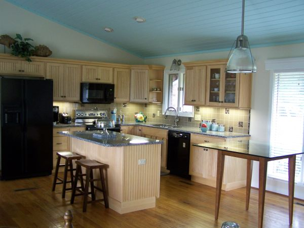 Beautiful lake house kitchen renovation Kitchen design lake house