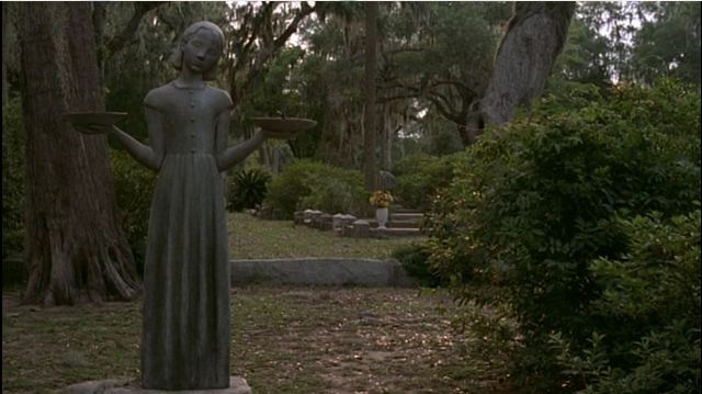 Tour the home in the movie, Midnight in the Garden of Good and Evil