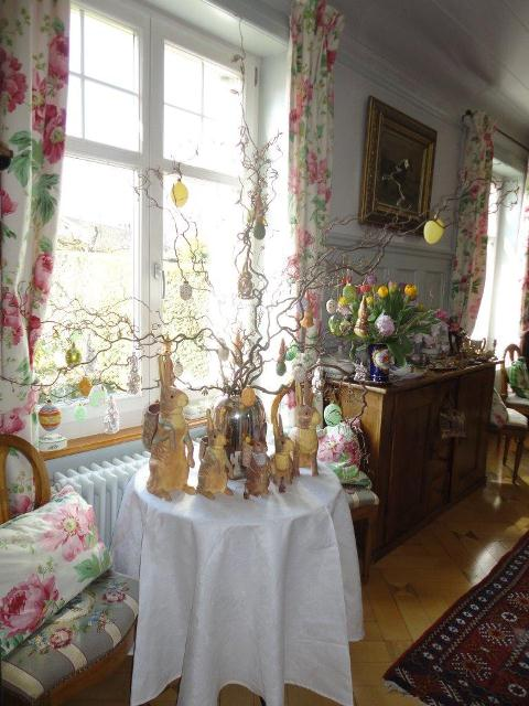 Spring and easter inspiration for your decor for Home goods easter decorations