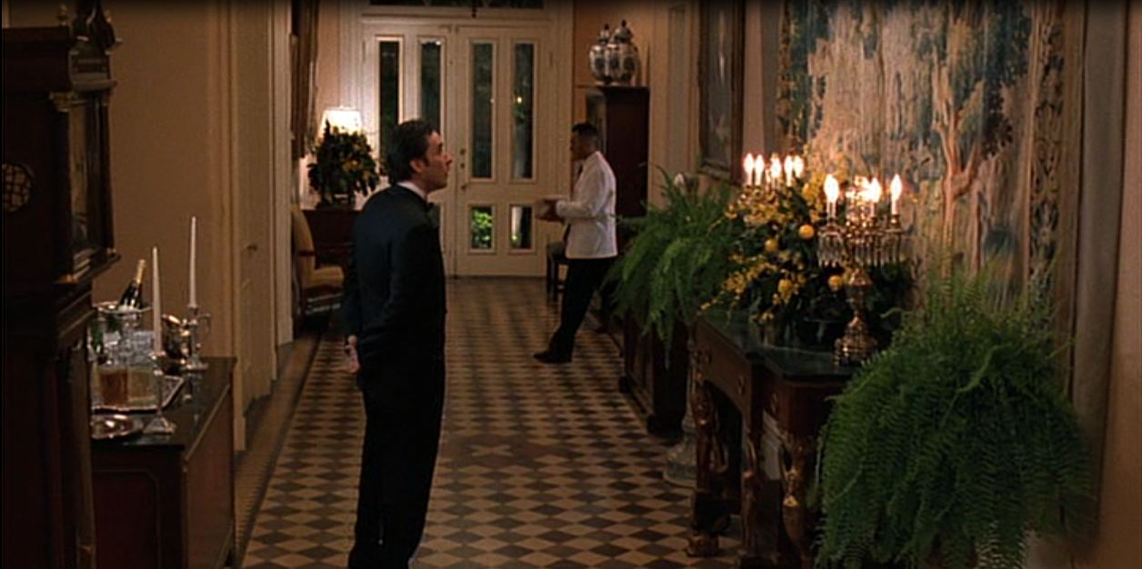 Mercer House In The Movie Midnight In The Garden Of Good And Evil