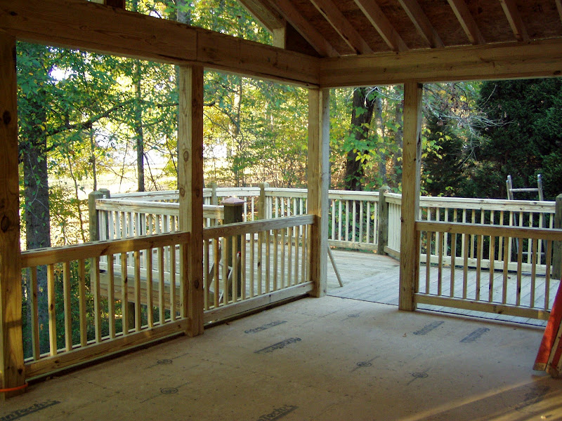 Build a Screened-in Porch