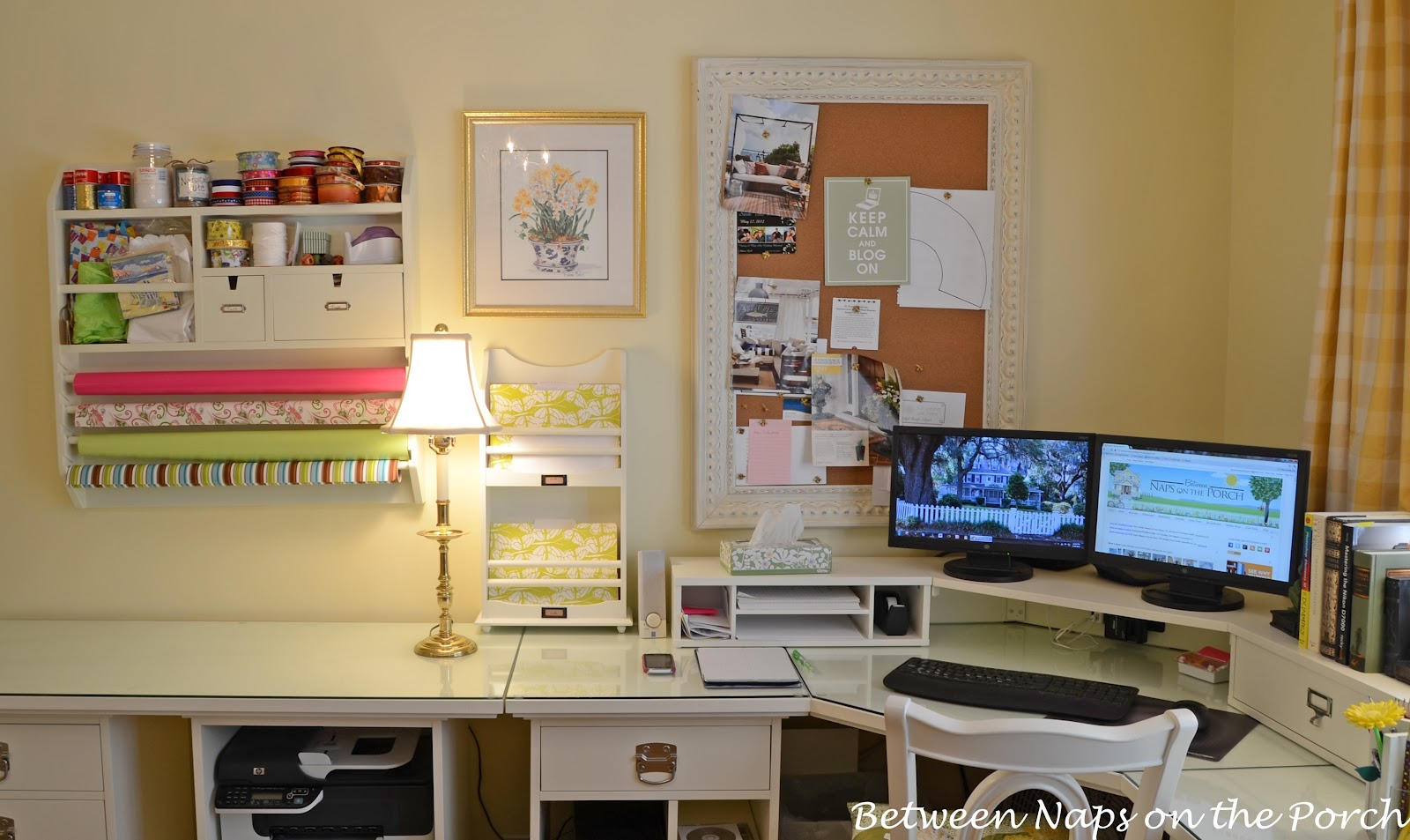 Office Hanging Organizer Which One Looks Best The Shorter With Picture Slot
