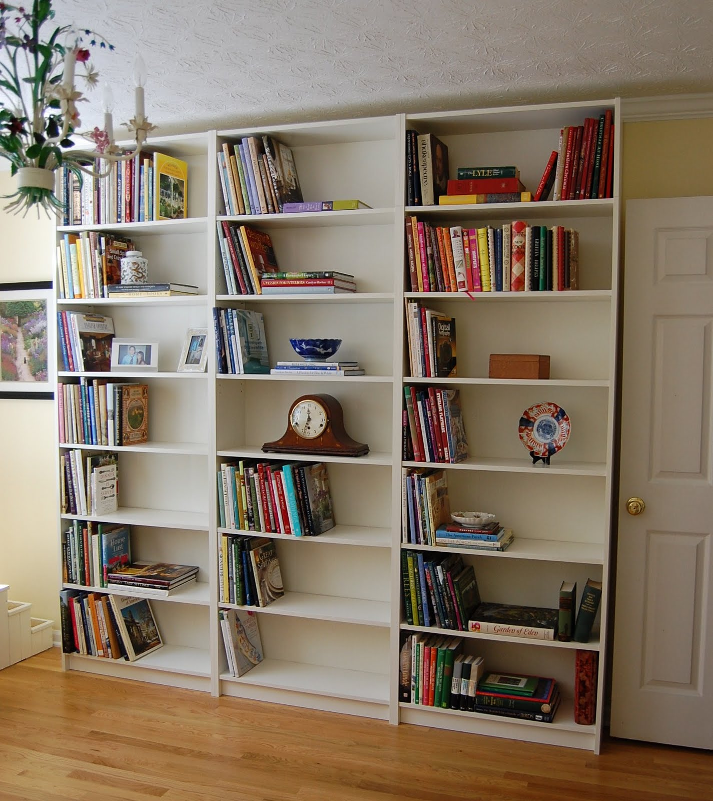 billy bookcases and on - photo #8