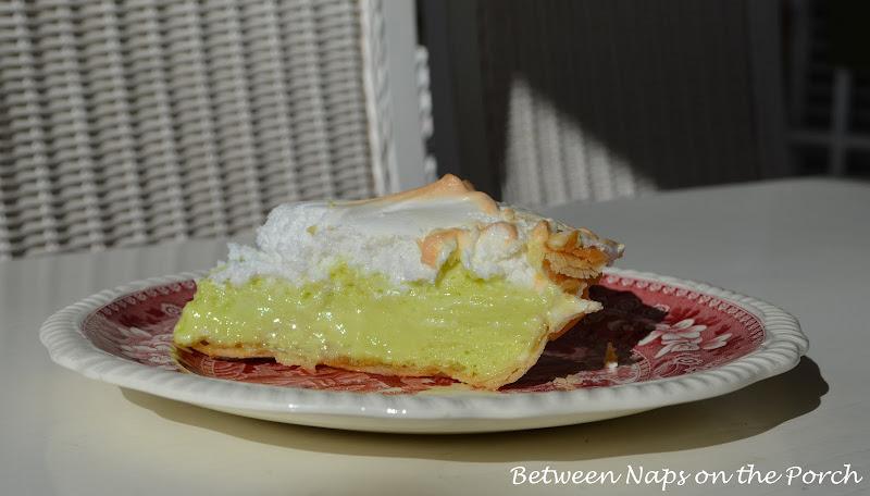 Easy, Yummy Key Lime Pie Recipe