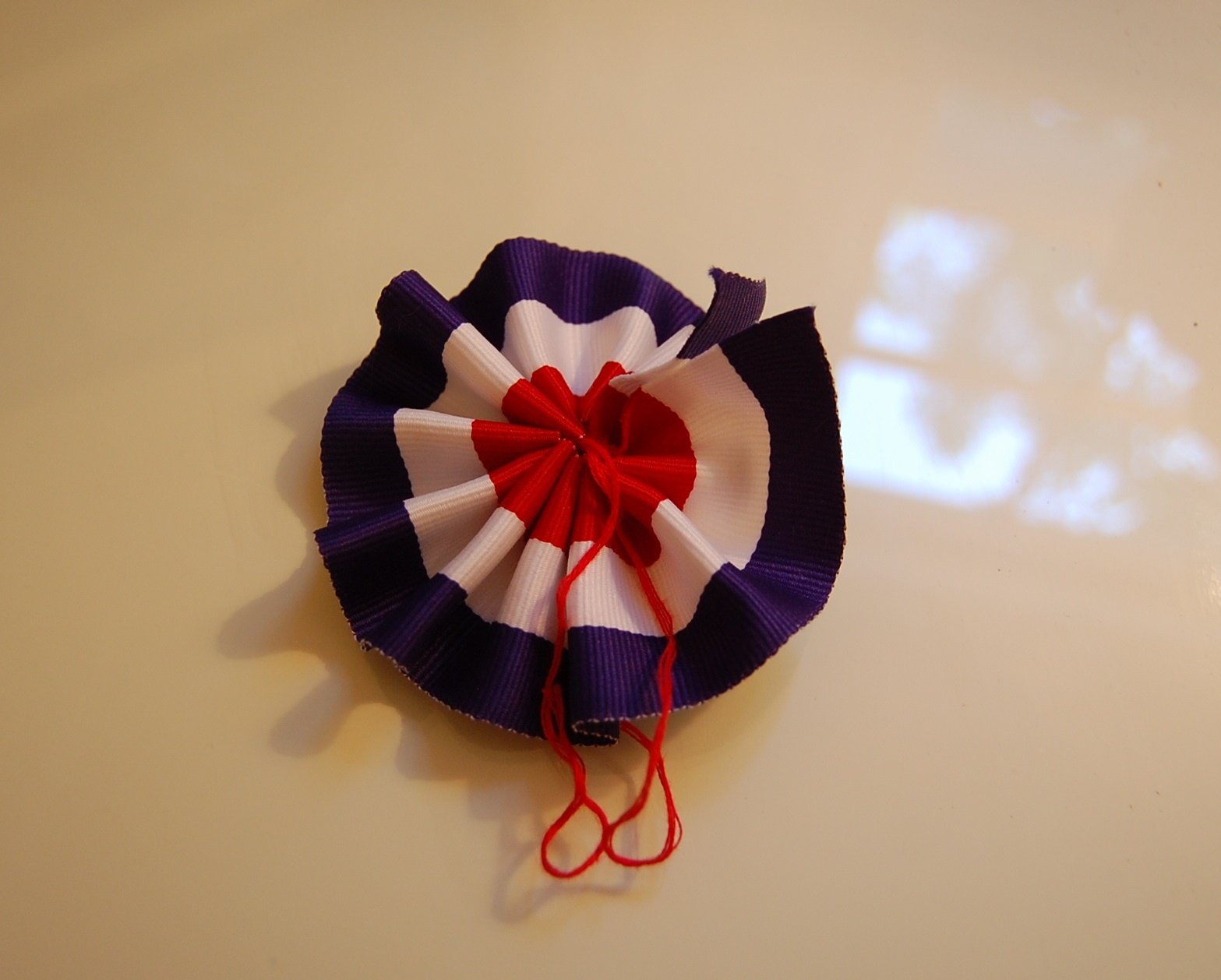 4th of July Napkin Ring Tutorial