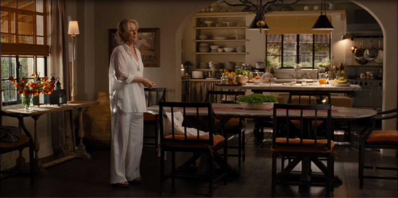 Tour the Spanish style Home in the Movie Its Complicated : 10 from betweennapsontheporch.net size 1328 x 662 jpeg 100kB