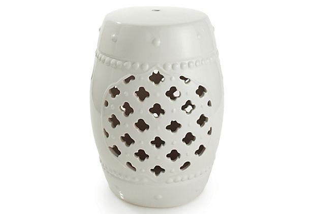 Genial Ceramic Garden Seat, Garden Stool