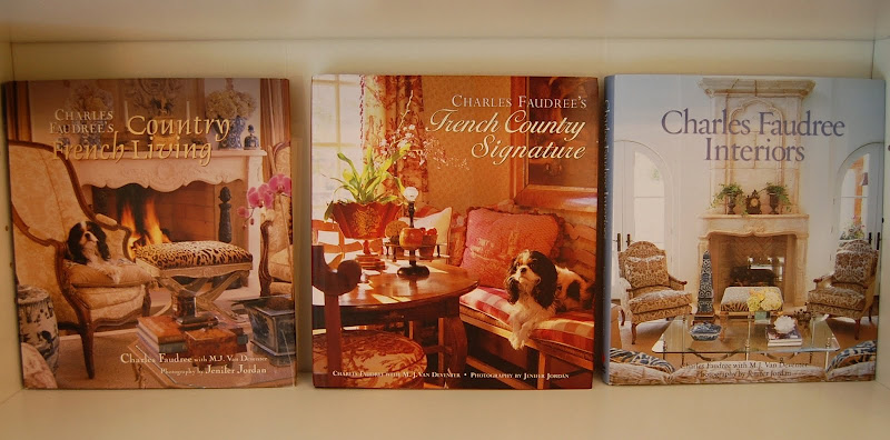 Books by Author, Charles Faudree