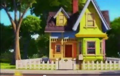Tour the Real House in the Movie, Up