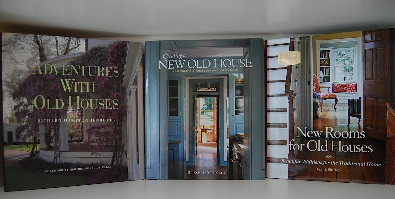 Books about old historic houses