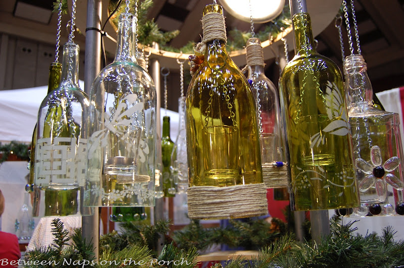 Bottle Wind Chimes