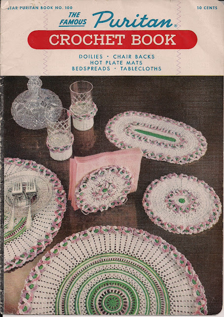 The Famous Puritan Crochet Book