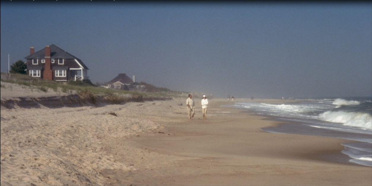 Good The Beach House Movie Part - 9: Tour The Beach House In The Movie, Somethingu0027s Gotta Give