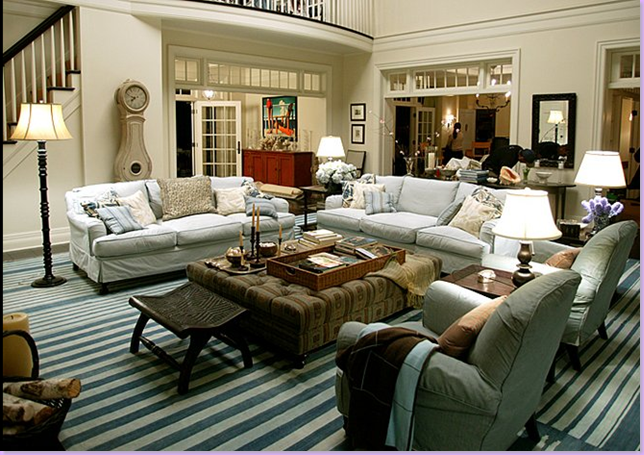 Living Room in the Movie, Something's Gotta Give