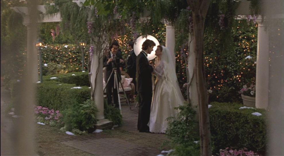Wedding in the Father of the Bride Movie