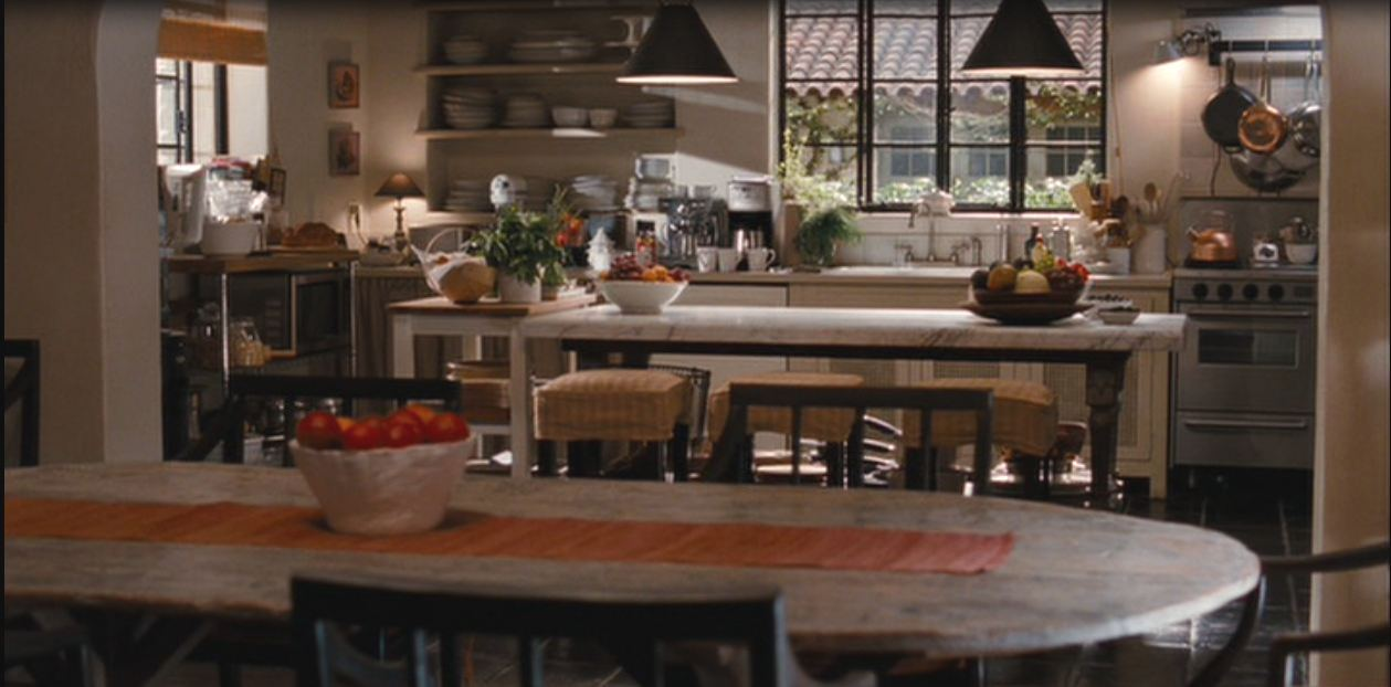 the kitchen in the movie its complicated starring meryl streep and alec baldwin - The Kitchen House Movie