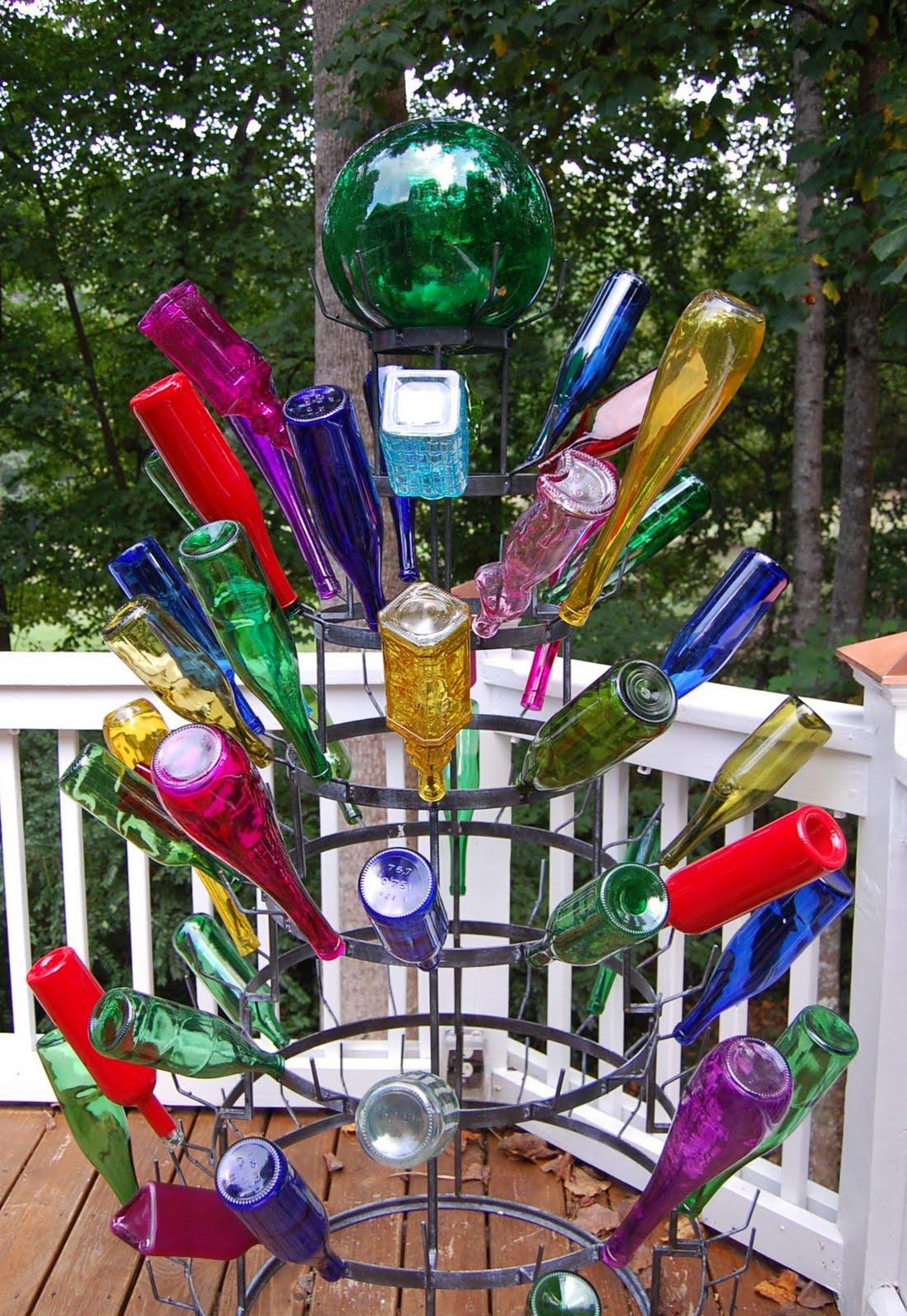 Bottle Tree Dreams in Abundance