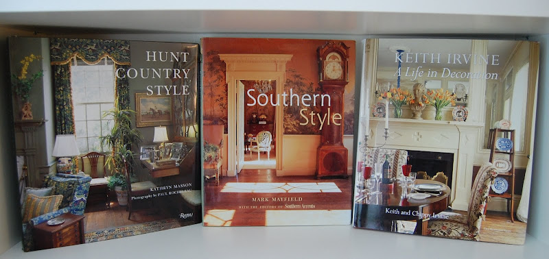 Hunt Country Style, Southern Style and Keith Irvine, A Life in Design
